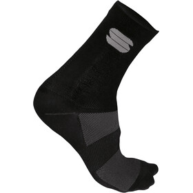 Sportful Ride 15 Socken Herren black